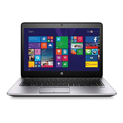 41uish%2B5SCL (Renewed) HP 840G2 Elitebook 14 Inch Screen Laptop (4th Gen Intel Core i5 - 5300u /4 GB/500 GB HDD/Widnows 10 Pro, (Black-Grey)