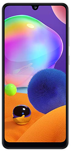 Samsung Galaxy A31 (Prism Crush White, 6GB RAM, 128GB Storage) with No Cost EMI/Additional Exchange Offers 1