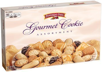 Pepperidge Farm Gourmet Cookie Assortment 40oz