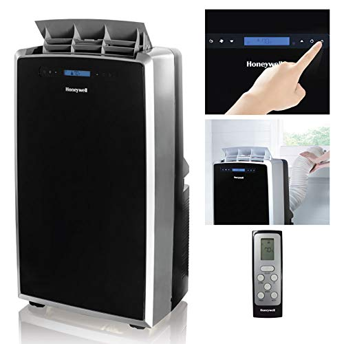Honeywell MM14CCS Portable Air Conditioner, Black/Silver