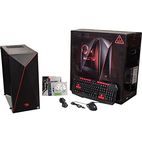 iBUYPOWER Gaming PC Desktop i7-8700K 6-Core 3.7 GHz GTX 1070