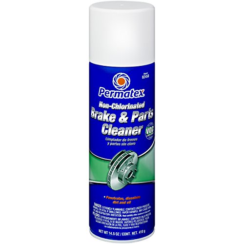 Permatex 82450 Non-Chlorinated Brake and Parts Cleaner, 14.5 oz.