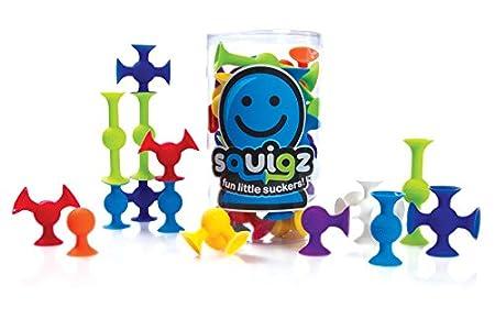Fat Brain Toys Squigz Starter 24 piece set