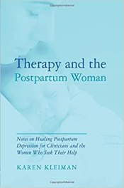 therapy and the pregnant or postpartum woman