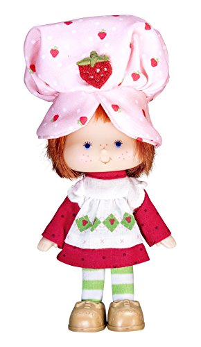 Basic Fun The Bridge Direct Classic Strawberry Shortcake Doll, 6'