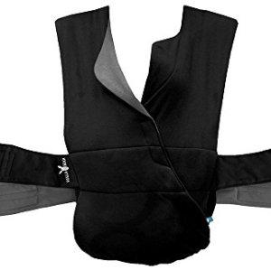 Wallaboo Cross - Mochila portabebé ajustable y ergonómica, 2 en 1 honda del bebé, transpirable y usable los cuatro estaciones 8