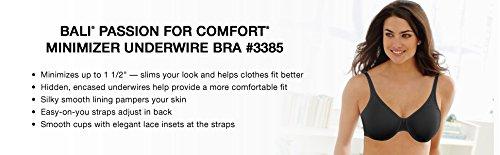 Bali Passion for Comfort Minimizer Underwire Bra