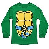 Teenage Mutant Ninja Turtles Costume Adult Long Sleeved T-Shirt - Medium (Leonardo)