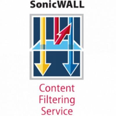 SonicWALL Content Filtering Service Premium Business Edition for NSA 240 Series (1 Yr)
