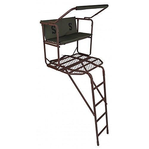 Summit Treestands Summit Dual Pro Ladder Stand
