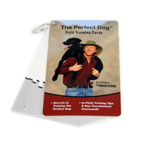 Perfect Dog Field Cards Helpful Tips and Secrets to Train The 1