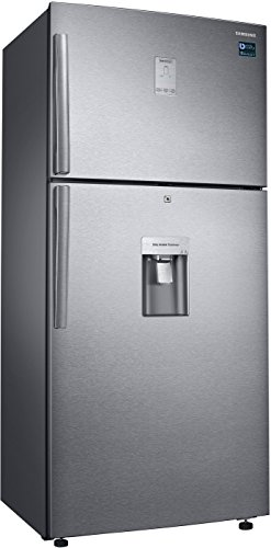 41vOWfp%2BPaL Samsung 523 L 3 Star ( 2019 ) Frost Free Double Door Refrigerator(RT54K6558SL/TL, Silver, Convertible)