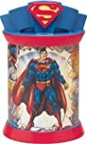 Superman Ceramic Metal Cookie Jar Canister by Vandor