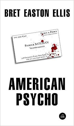 Leer Gratis American Psycho de Bret Easton Ellis