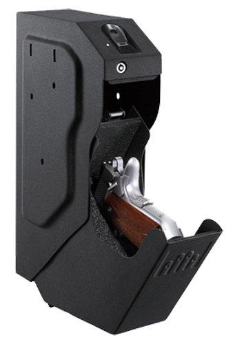 Gunvault SVB500 Speedvault Biometric, Combination, Black
