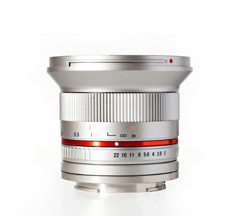 Rokinon 12mm F2.0 NCS CS Ultra Wide Angle Lens Sony E-Mount