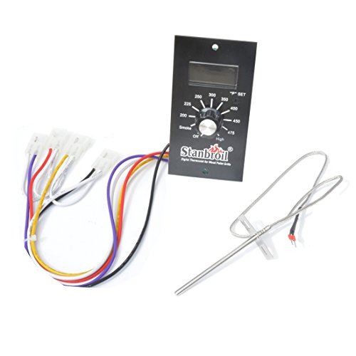 Stanbroil Replacement Digital Control Board for Pit Boss Wood Pellet Grills