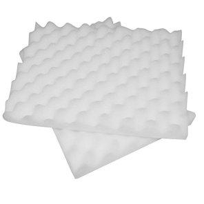 OUBORUI-2-PCSSet-Fondant-Flower-Shaping-Sponge-Pad-Wave-Shape-Mat-for-Cake-Molds-Kitchen-Baking-Cake-Decorating