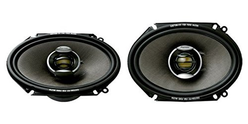 pioneer 6x8 speakers review