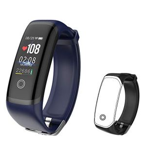 Smart Watch for Android and iOS Phone,Fitness Tracker Watch with Heart Rate Blood Pressure Watch Waterproof Smart… 1