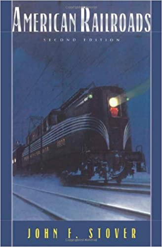 American Railroads Cover