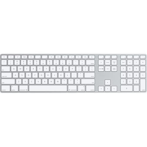 Apple Aluminum Wired Keyboard MB110LL/A (Renewed)