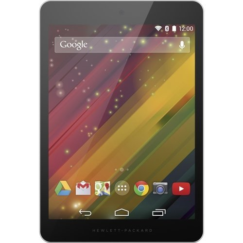 HP 10 G2 2301 - 10.1in Android 5.0 Lollipop Tablet - 1GB RAM, 16GB eMMC, WiFi, Bluetooth (Renewed)