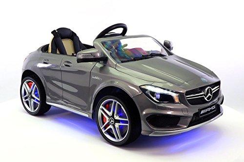 Licensed Mercedes CLA45 12V Kids Ride-On Car