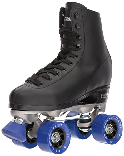 Chicago Men's Roller Rink Roller Skates -Black Size 13