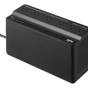 APC Back-UPS 350VA UPS Battery Backup & Surge Protector (BE350G)
