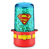 DC Superman Mini Stir Popcorn Popper