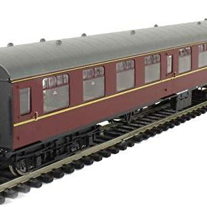 R4701 Hornby OO – BR Mk1 Tourist Second Open Coach Maroon 41wPAwPIlyL