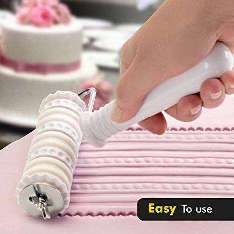 Rullo per decorazioni torte cake design