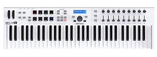 Arturia KeyLab 61 Essential   61 Key MIDI Controller Keyboard