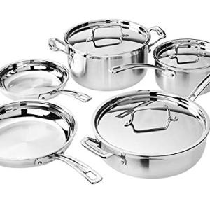 Cuisinart Multiclad Pro Cookware Set (8-Piece) 5
