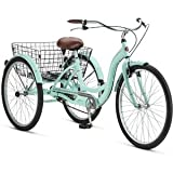 Schwinn Meridian 26' Adult Tricycle green