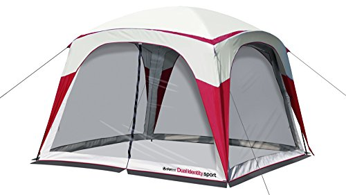 """GigaTent Screen House Tent - Shelter Canopy For Outdoor Camping Parties BBQ - Quick and Easy Set Up - Extra Large Cabin 10'X10' 94"""" Height"""