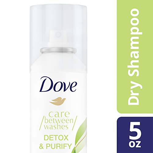 Dove Detox and Purify Dry Shampoo, 4 Ounce