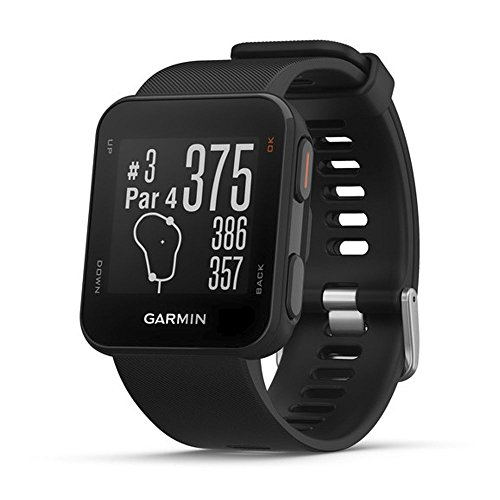 Garmin Approach S10 - Lightweight GPS Golf Watch, Black, 010-02028-00