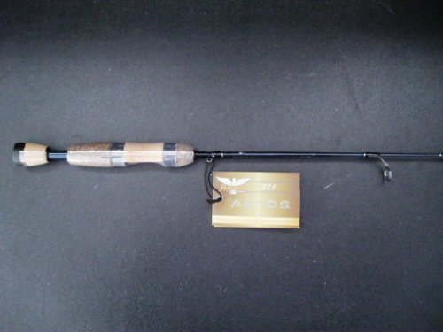 Fenwick AICE25MXFS Medium X-Fast Spinning Aetos Ice Rod, 25-Inch