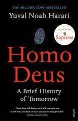 Homo Deus: A Brief History of Tomorrow by [Harari, Yuval Noah]