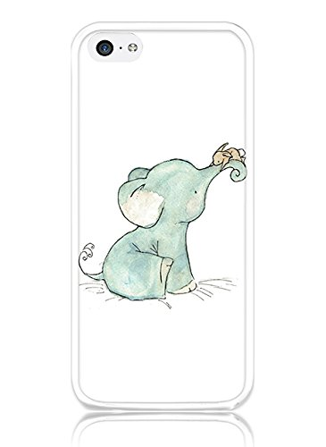 iPhone 5C Back Cover Protector Case Little Cute Animal