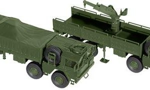 Roco 05098 MAN 10 t mil gl 454/464 Military cars 41xO 2BqzLriL