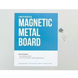 17.5″ x 11.5″ Magnetic Board – Great Magnetic Bulletin Board, Magnetic Poetry