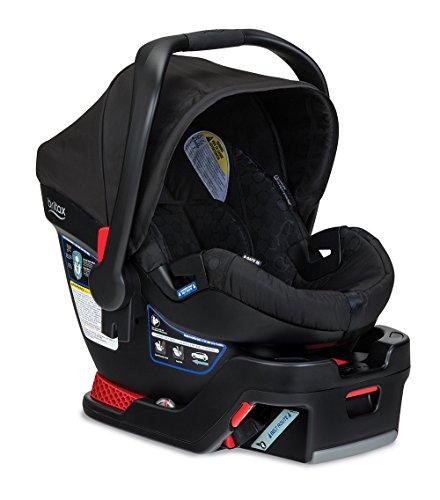 Britax B-Safe 35 Infant Car Seat, Black