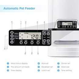 amzdeal-Automatic-Cat-Feeder-6L-Pet-Feeder-Dog-Food-Dispenser-with-Time-and-Meal-Size-Programmable-LCD-Display-and-Meal-Call-Recorder-Up-to-4-Meals-A-Day