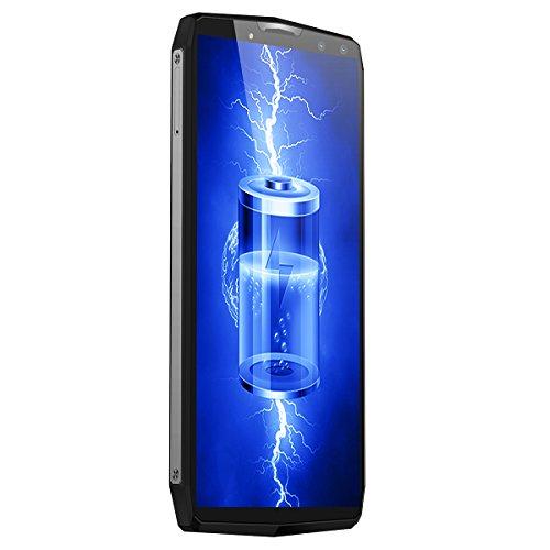 41xa8AjX cL - Blackview P10000 Pro 5.99-inch 11000mAh 5V/5A Face Unlock 4GB RAM 64GB ROM Helio P23 4G Smartphone