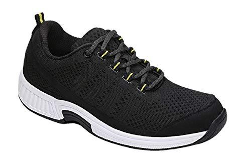 Orthofeet Women's Plantar Fasciitis Orthopedic Diabetic Walking Athletic Shoes Coral Sneakers
