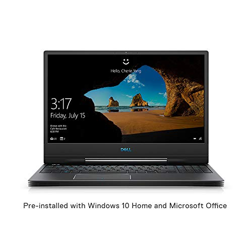 Dell Gaming-G7 7590 15.6-inch FHD Laptop (9th Gen Core i7-9750H/16GB/512GB SSD/Windows 10 + MS Office/8GB NVIDIA 2070 Graphics/Abyss Grey) 1