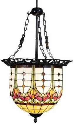 Tiffany Style Ceiling Light Amazon Co Uk Lighting